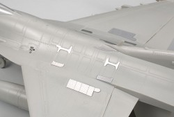 F-16 Detail Set / Detail Up Parts Set - 1:48