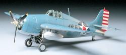 Grumman F4F-4 Wildcat - 1:48
