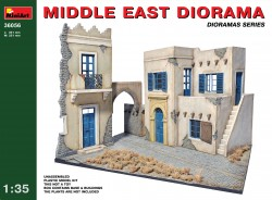 Middle East Diorama - 1/35
