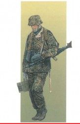 German Sturmmann - Ardennes 1944 - 1/16