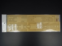 Wooden Deck for 1/350 RMS Titanic - Minicraft 11318 / 11320