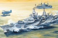 USS Indianapolis CA-35 - 1944 - 1/350