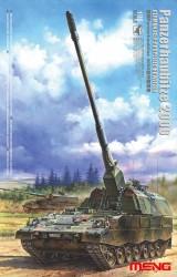Bundeswehr Panzerhaubitze 2000 - Self-Propelled Howitzer - 1:35
