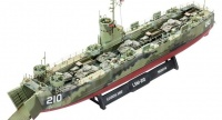 U.S. Navy Landing Ship Medium (LSM) - 1:144