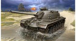 US Main Battle Tank M48 A2 / A2C