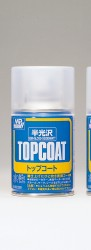 Mr. Topcoat - Seidenmatt - Spray