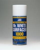 Mr. White Surfacer 1000 - Spray