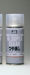 Mr. Super Clear - Matt - Spray