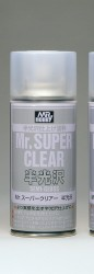Mr. Super Clear - Seidenmatt - Spray