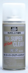 Mr. Super Clear UV Cut - Glänzend - Spray
