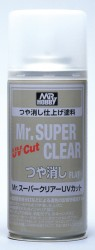 Mr. Super Clear UV Cut - Matt - Spray