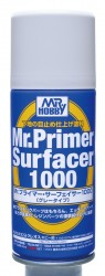 Mr. Primer Surfacer 1000 - Spray
