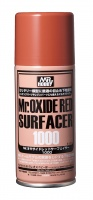 Mr. Oxide Red Surfacer 1000 - Spray