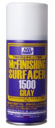 Mr. Finishing Surfacer 1500 Gray - Spray