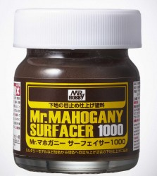 Mr. Mahogany Surfacer 1000