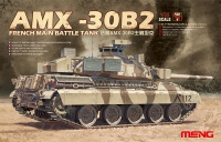Französischer Kampfpanzer AMX-30B2 - 1:35
