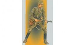 Wehrmacht Unteroffizier - Ostfront 1943 - 1:16