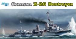 Deutscher Zerstörer Z-26