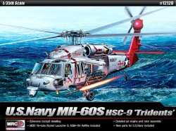 US Navy MH-60S HSC-9 - Tridents - 1/35