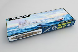Royal Navy Battleship HMS Nelson - 1:200
