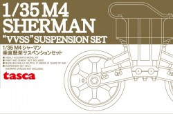 M4 Sherman VVSS Suspension Set B (Late)