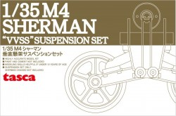 M4 Sherman VVSS Suspension Set C (Initial)