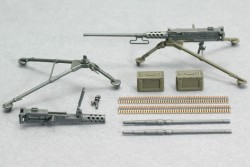 Browning M2 Machine Gun Set mit Dreibein
