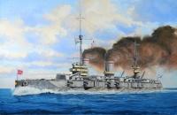 Russisches Schlachtschiff Gangut - 1:350