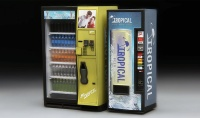 Vending Machine & Dumpster Set - 1:35