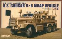 US Cougar 6x6 MRAP Vehicle - 1:35