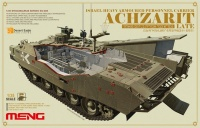 Israeli Heavy Armored Personnel Carrier Achzarit - Late - 1:35