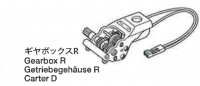 Tamiya RC-Gearbox Right for Multi-Purpose