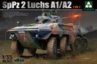 Bundeswehr SpPz 2 Luchs A1 / A2 - 1:35