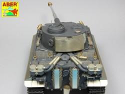 ABER Umrüstset Tiger I frühe Produktion - Tunesien 1942 sPzAbt 501