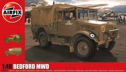 Bedford MWD Light Truck - 1/48