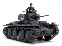 German Panzerkampfwagen 38(t) Ausf. E/F - 1/48