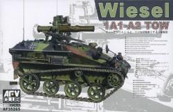 Bundeswehr Wiesel 1A1-A2 TOW - 1:35