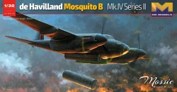 de Havilland Mosquito B Mk. IV Series II - Limitierte Edition mit Figuren