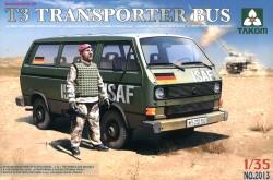Bundeswehr T3 Transporter - 1:35