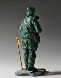 Sowjetischer NBC Soldat