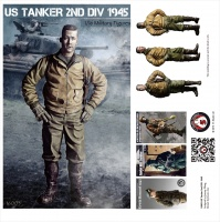 US Tanker 2nd Div 1945