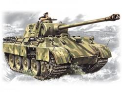 Panzerkampfwagen Panther Ausf. D - 1:35