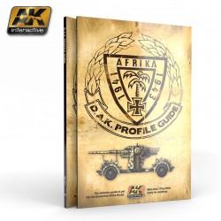 DAK Profile Guide - Afrikakorps 1941 - 1943