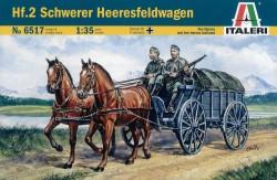 Hf. 2 Schwerer Heeresfeldwagen - 1:35