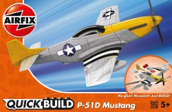 Quick Build - P-51D Mustang