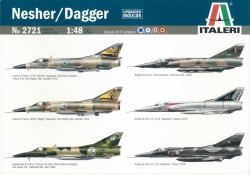 Israel Aircraft Industries Nesher / Dagger