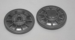 Idler Wheel A and B (MH3-MH4) for Tamiya Tiger I (56010) 1:16