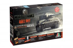 World of Tanks - PZ.KPFW. VI TIGER - 1/35