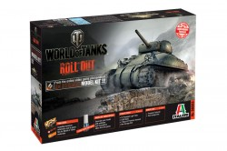 World of Tanks - M4 SHERMAN - 1:35