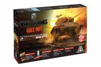 World of Tanks - M24 CHAFFEE - 1:35